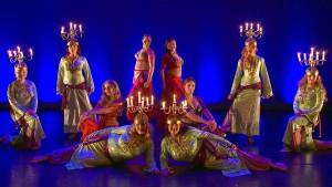 Itämainen tanssi - Studio Shamsina